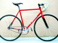 Vélo de piste de Amélie RIVAT » Equipe POITOU-CHARENTE   FUTUROSCOPE-86   Equipe de France féminine