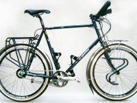 MONTAGE SHIMANO DEORE, moyeu ROHLOFF, roues 26″, porte-bagages TUBUS