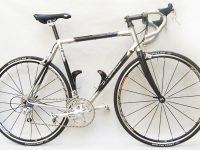 MONTAGE CAMPAGNOLO CENTAUR triple, fourche monocoque carbone, roues 700 C