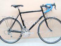 MONTAGE CAMPAGNOLO CENTAUR triple roues 26″ / 650C, porte-bagages tube de 6 mm chromé, poids 10 kg 500