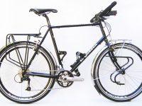 MONTAGE SHIMANO DEORE, roues 26″, porte-bagages TUBUS, poids 14 kg 700